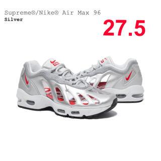 NIKE - 27.5 supreme air max 96
