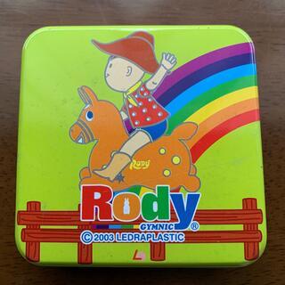 ロディ(Rody)のRody レトロ缶(キャラクターグッズ)
