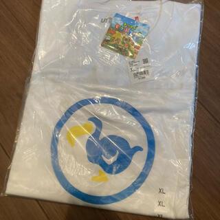 UNIQLO - 新品 ユニクロ あつまれどうぶつの森 UT Tシャツ XL  DAL あつ森