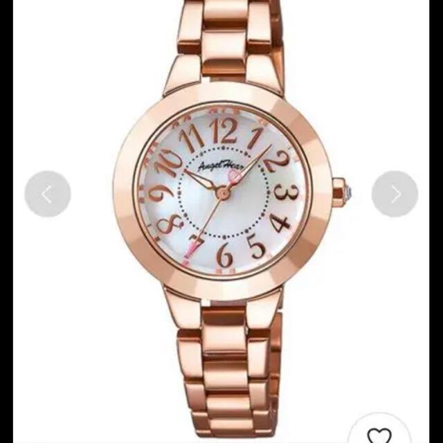 Angel Heart(エンジェルハート)の☆新品☆エンジェルハート 腕時計 電池式 レディースのファッション小物(腕時計)の商品写真