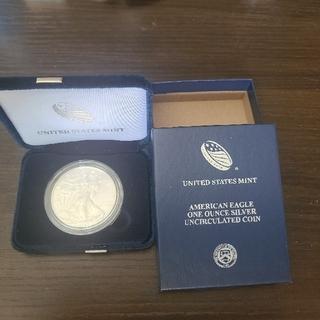 素晴らしいアメリカンイーグル銀貨 2021 (貨幣)