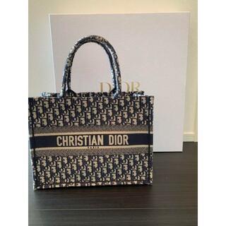 Dior - 正規品 Christian Dior ディオール ブックトートスモール