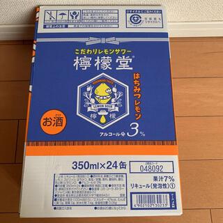 コカコーラ(コカ・コーラ)の檸檬堂 ハチミツレモン (その他)