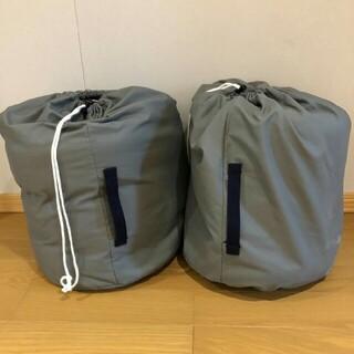 コールマン(Coleman)のcoleman 寝袋 2個セット スリーピングバッグ コールマン(寝袋/寝具)