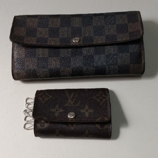 LOUIS VUITTON - ルイヴィトン 財布 キーケース セット