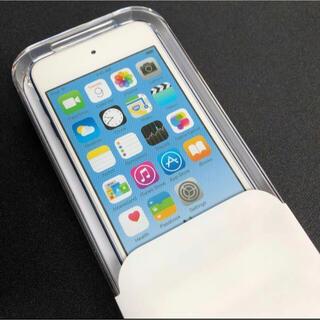 アイポッドタッチ(iPod touch)の新品 保証★iPod touch MKHE2J/A 第6世代 64GB ブルー(ポータブルプレーヤー)