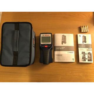 ボッシュ(BOSCH)のコンクリート探知機BOSCH D-tect150CNT Professional(工具)