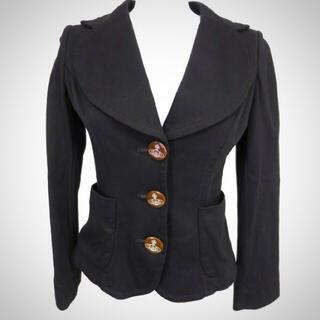 ヴィヴィアンウエストウッド(Vivienne Westwood)のヴィヴィアンウエストウッド ラブジャケット  ラブ襟 ジャケット(テーラードジャケット)