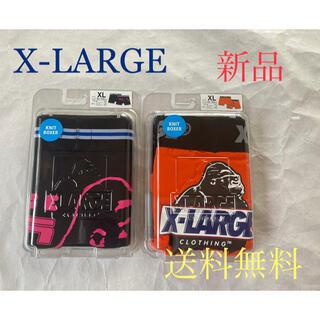 エクストララージ(XLARGE)の❤️入荷‼️大人気 X-LARGEド派手ボクサーパンツ❣️(ボクサーパンツ)