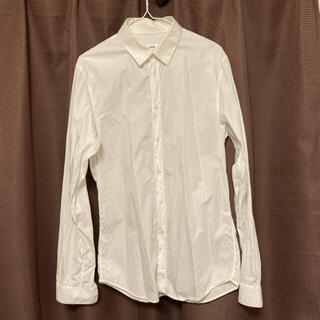 Jil Sander - jilsander シャツ ホワイト 白シャツ 長袖