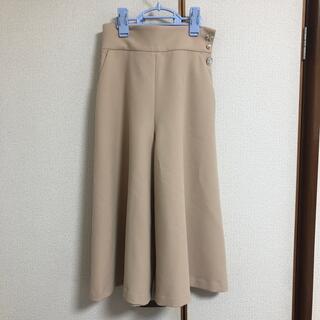 PROPORTION BODY DRESSING - プロポーションボディドレッシング フレア パンツ ワイド テーパード