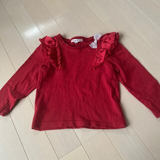 エニィファム(anyFAM)のanyFAM 90センチ 長袖シャツ(Tシャツ/カットソー)
