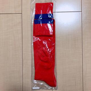 アンブロ(UMBRO)のアンブロ umbro サッカーソックス 25-27cm(ウェア)