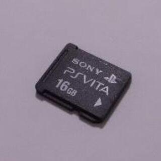 PlayStation Vita - PSVITA 16GBメモリーカード