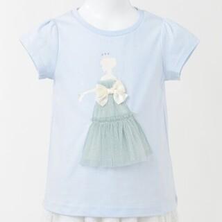 エニィファム(anyFAM)の新品 エニィファム any FAM kids プリンセス シンデレラ Tシャツ (Tシャツ/カットソー)