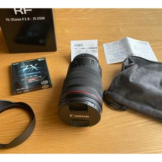 Canon - Canon RF15-35mm F2.8 【国内正規品(メーカー保証期間内)】