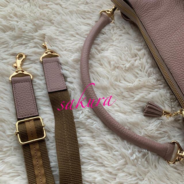 ATAO(アタオ)の【ATAO】アタオ 新作 Weekend(ウィークエンド)ダスティピンク レディースのバッグ(ショルダーバッグ)の商品写真