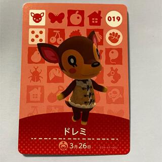 Nintendo Switch - あつ森 amiibo ドレミ