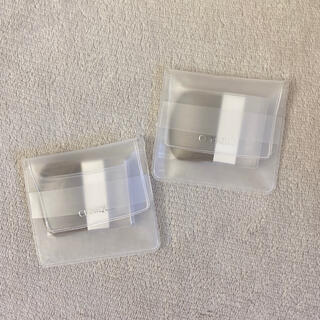 クリニーク(CLINIQUE)のクリニーク ブラシ2個セット(ブラシ・チップ)