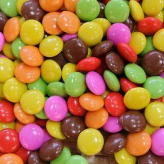 マーブルチョコ/送料込(どっさり1kg)糖衣掛けマーブルチョコレートはこれ!(菓子/デザート)