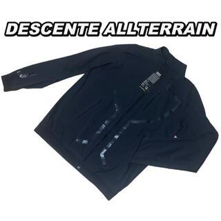 デサント(DESCENTE)の【新品未使用】デサント オルテライン ライトストレッチジャケット XL (ナイロンジャケット)