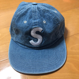 Supreme - Supreme S Logo 6-Panel Sロゴ キャップ