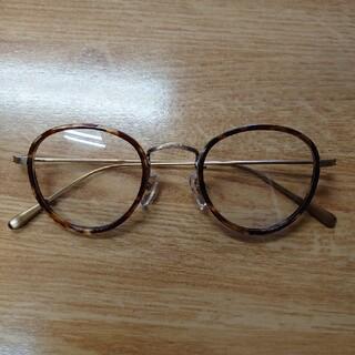 新品未使用 越前國甚六作 メガネ 眼鏡 JN-047 c-3 日本製 鯖江
