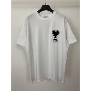アクネ(ACNE)のAMI ALEXANDRE MATTIUSSI Tシャツ  M(Tシャツ/カットソー(半袖/袖なし))