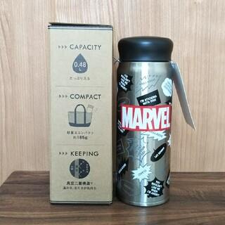 マーベル ステンレスボトル 魔法瓶 保冷、保温  水筒(水筒)