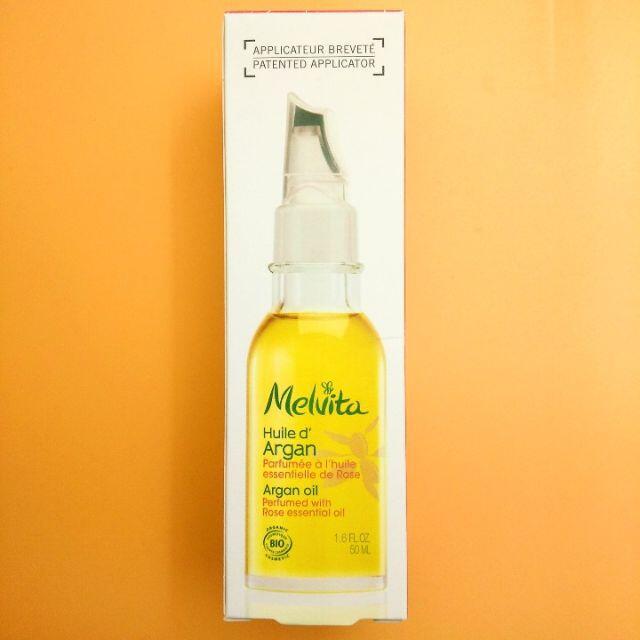 Melvita(メルヴィータ)のメルヴィータ ビオオイル アルガンオイル ローズ MELVITA メルビータ コスメ/美容のボディケア(ボディオイル)の商品写真