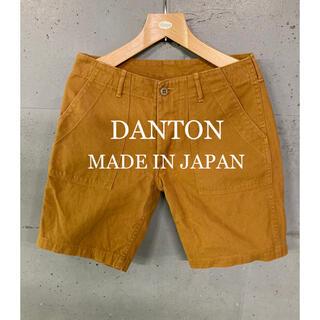 ダントン(DANTON)のDANTON ショートパンツ!日本製!(ショートパンツ)