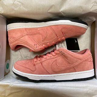 ナイキ(NIKE)の26cm Nike SB Dunk Low Pink Pig ダンク ロー(スニーカー)