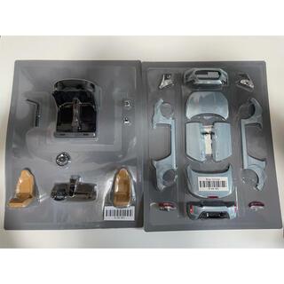 ダイハツ(ダイハツ)のダイハツ コペン オリジナルミニカー BlueSilver(ミニカー)