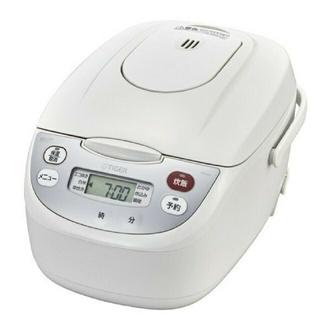 タイガー(TIGER)の新品 ★タイガーマイコン炊飯ジャー JBH-G182ホワイト【21年製】(炊飯器)