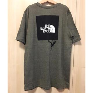 THE NORTH FACE - ノースフェイス クライミングロゴ  ボーイズ Tシャツ XL