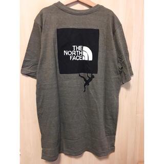ザノースフェイス(THE NORTH FACE)のノースフェイス クライミングロゴ ボーイズ Tシャツ L(Tシャツ(半袖/袖なし))