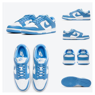 ナイキ(NIKE)の新品 NIKE DUNK LOW NORTH CAROLINA  28.5(スニーカー)