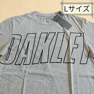 オークリー(Oakley)のOakley オークリー Tシャツ、ビッグロゴTシャツ、ロゴTシャツ、Lサイズ(Tシャツ/カットソー(半袖/袖なし))