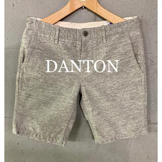 ダントン(DANTON)のDANTON グレーショートパンツ!(ショートパンツ)