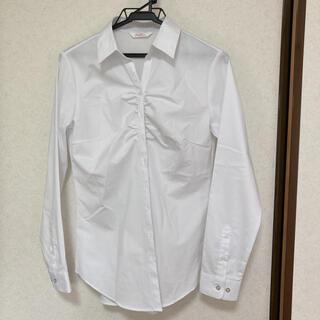 アオヤマ(青山)の⑨長袖シャツ ブラウス オフィスカジュアル スーツ ボタンダウンシャツ(シャツ/ブラウス(長袖/七分))