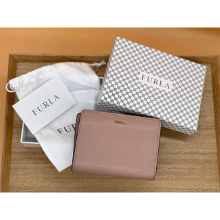 Furla - FURLA フルラ 二つ折り財布 ピンク