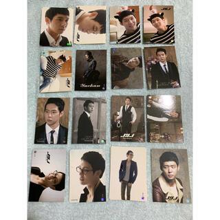 JYJ - ユチョン コレクションカード JYJ 東方神起