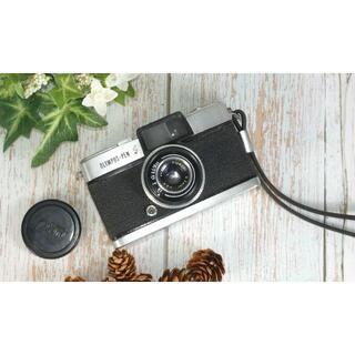 オリンパス(OLYMPUS)の【分解整備済み】Olympus Pen S / 30mm F2.8(フィルムカメラ)