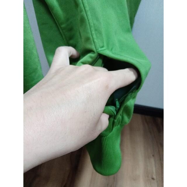 adidas(アディダス)の唯一出品 希少 ADIDAS アディダス ATP復刻 刺繍ロゴ トラックJKT レディースのトップス(その他)の商品写真