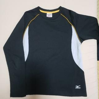ミズノ(MIZUNO)の長袖Tシャツ  S(ウェア)