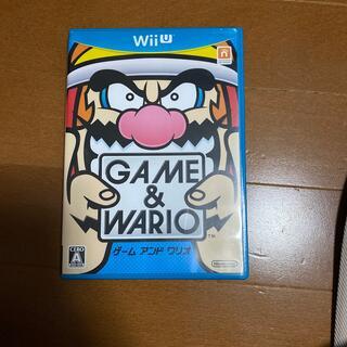 ウィーユー(Wii U)のゲームアンドワリオ(家庭用ゲームソフト)