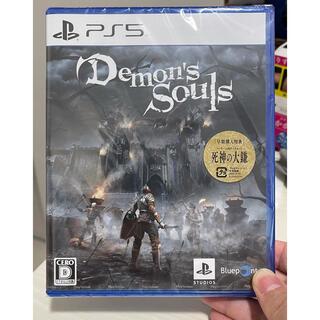 PlayStation - Demon's Souls 新品・未開封 早期購入特典付き
