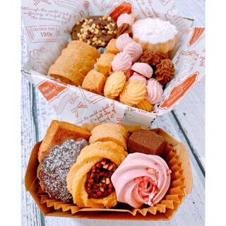 エシレバターとフランス小麦の彩りクッキーアソート 全12種
