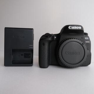 キヤノン(Canon)のEOS 9000D ボディ 美品(デジタル一眼)