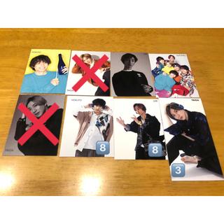 ジャニーズ(Johnny's)のSixTONES Myojo 厚紙(アイドルグッズ)